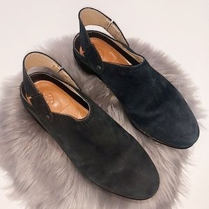 Ariat | Navy Blue Slingback Clog - Size 9.5
